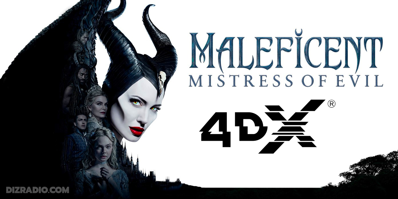 """Disney's """"Maleficent: Mistress of Evil"""" To Be Released in the 270-Degree Panoramic ScreenX Format"""
